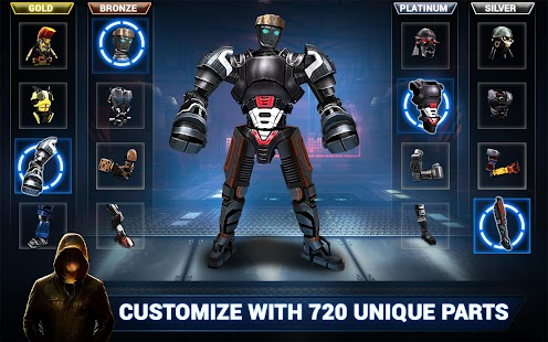 free download real steel game for psp