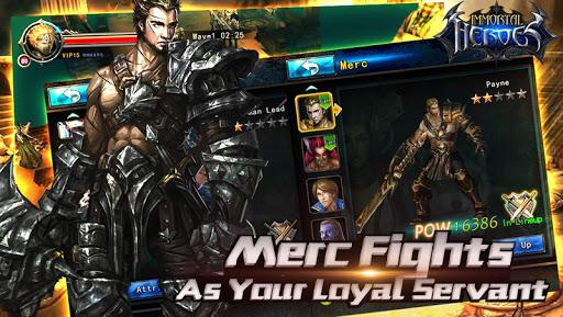 Immortal Heroes - screenshot