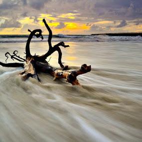by Agus Devayana - Landscapes Waterscapes