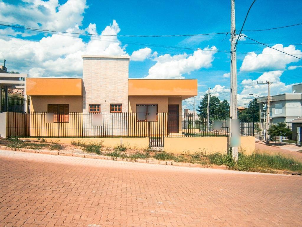 Casa de 3 dormitórios em Vila Velha, Campo Bom - RS