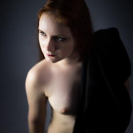 Ana - 2018 - June by Gabriel Fox - Nudes & Boudoir Artistic Nude ( redhead, natural, artistic, model, nude, naked, body )