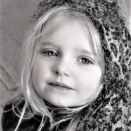by Cheryl Korotky - Black & White Portraits & People