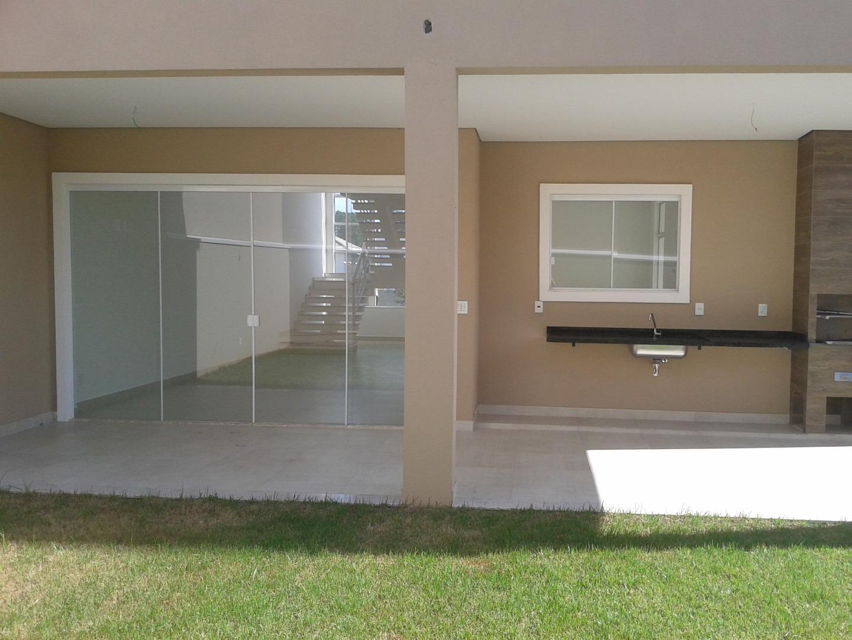 Casa com 3 dormitórios à venda, 201 m² por R$ 890.000 - Residencial Portal do Lago - Sumaré/SP