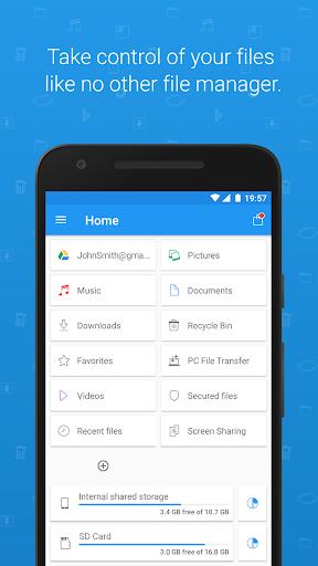MobiSystems File Commander - File Manager/Explorer screenshot 1