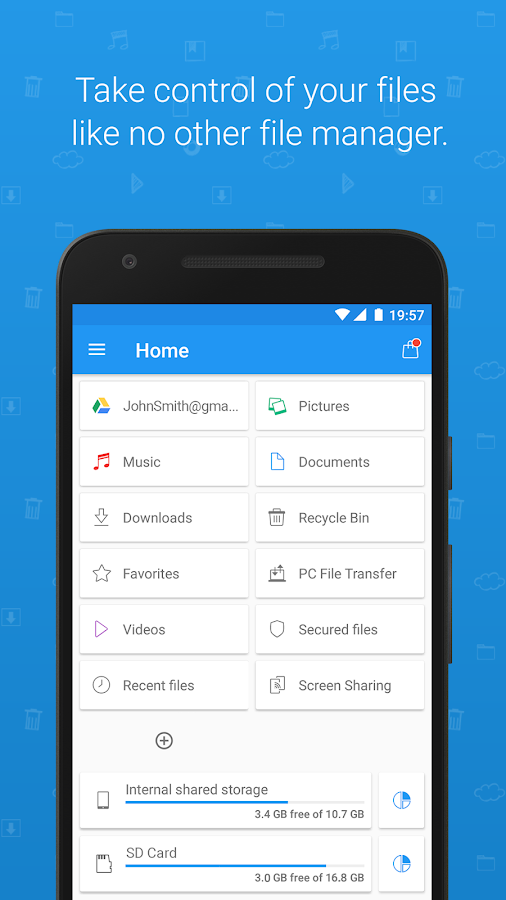 File Commander - File Manager/Explorer Screenshot 0