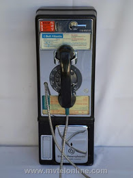 Single Slot Payphones - Bell Of Pennsylvania Bell Atlantic 1C loc LP8 1