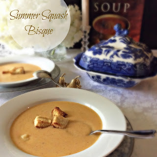 Summer Squash Bisque Soup Recipes