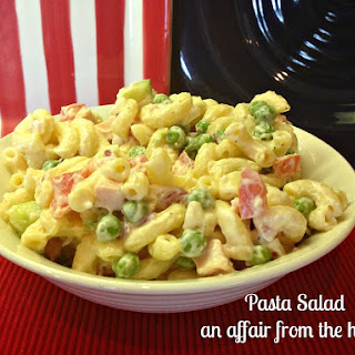 Spam Pasta Salad Recipes