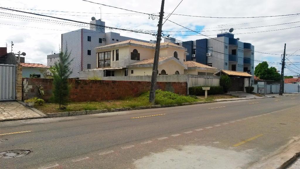 Terreno residencial à venda, Bessa, João Pessoa - TE0209.