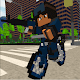 Police Block City