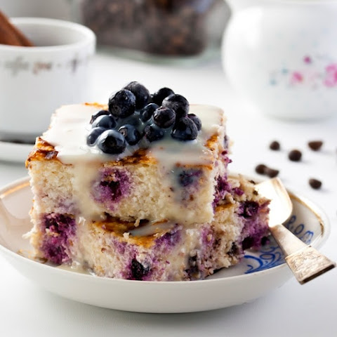 Yellow Cake Mix Blueberry Pie Filling Cream Cheese
