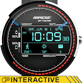 Download Rapier Watch Face APK on PC