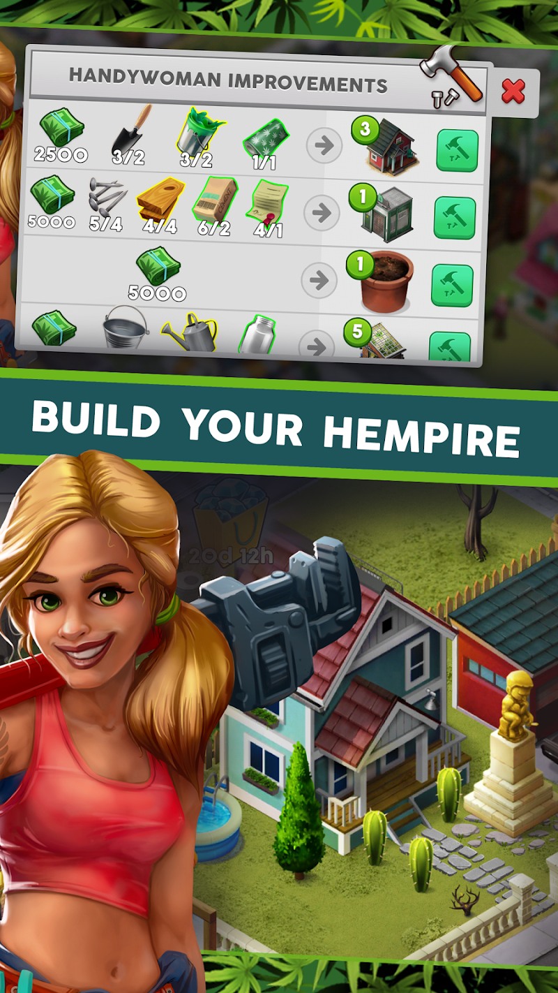 Hempire - Plant Growing Game Screenshot 0