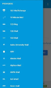 All Email Providers - My Mail Reader Gmail,Outlook APK screenshot thumbnail 2
