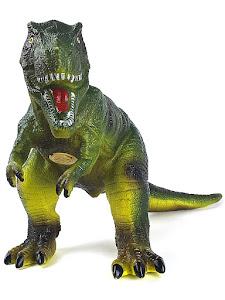 """Игрушка-фигурка серии """"Город Игр"""", динозавр тираннозавр XXL, со звуком"""
