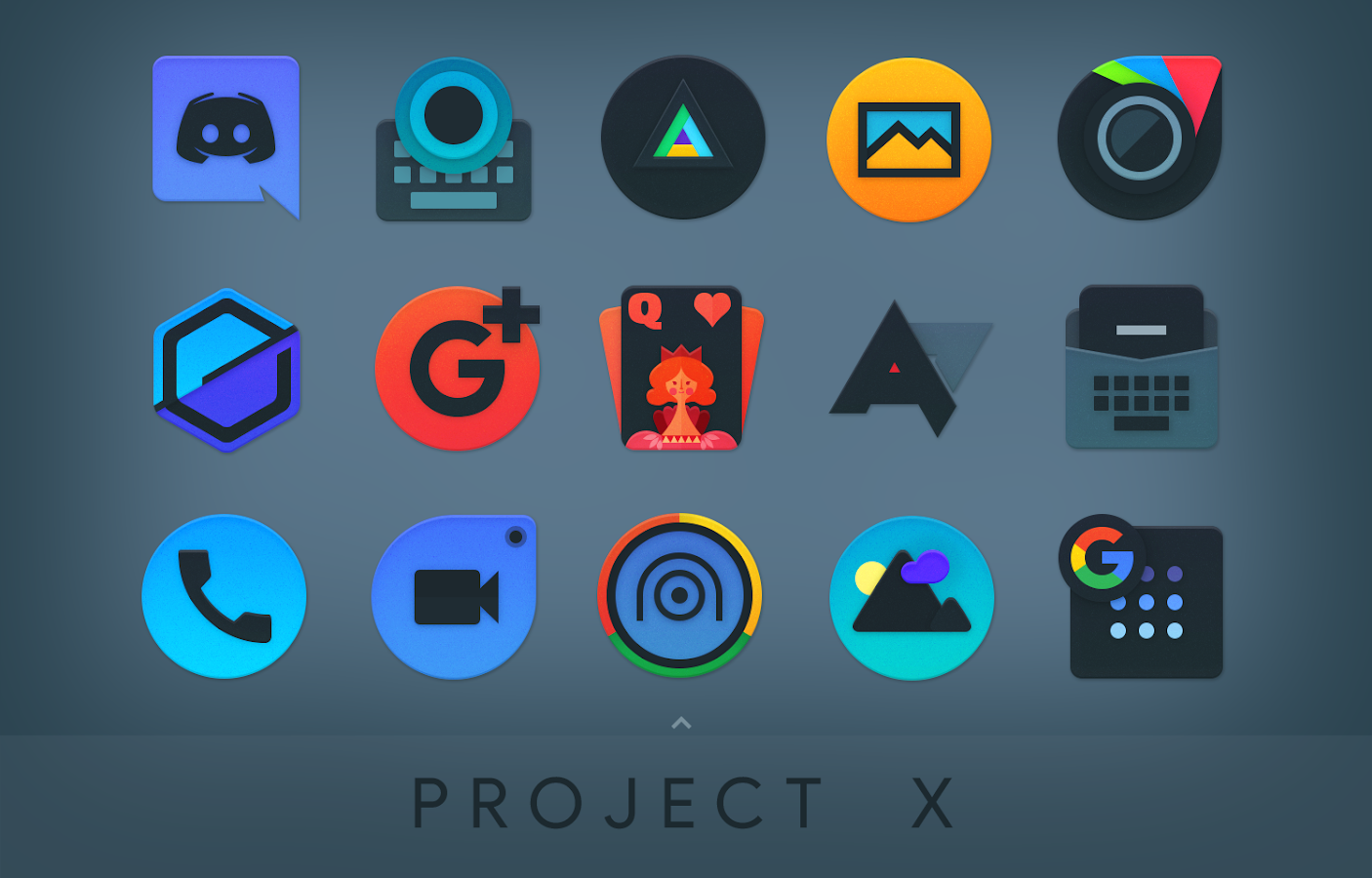 Project X Icon Pack Screenshot 5