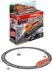 """Поезд серии """"Город Игр"""", железная дорога S, оранжевый"""