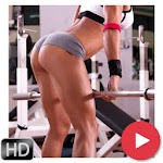 Sexy Girls Fitness Videos APK Image