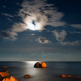 200803222254 by Steven De Siow - Landscapes Waterscapes ( night photography, night scene, nightview, seascape, nightscape )