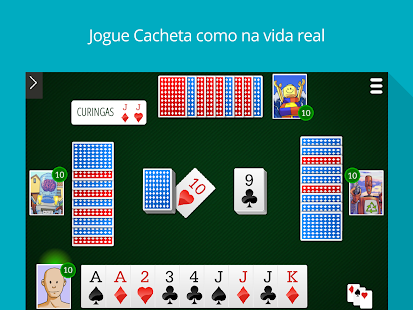 Cacheta Gin Rummy Online- screenshot thumbnail