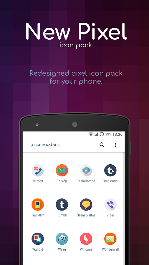 New Pixel icon pack Screenshot 2