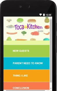 Taco Kitchen Guide - screenshot