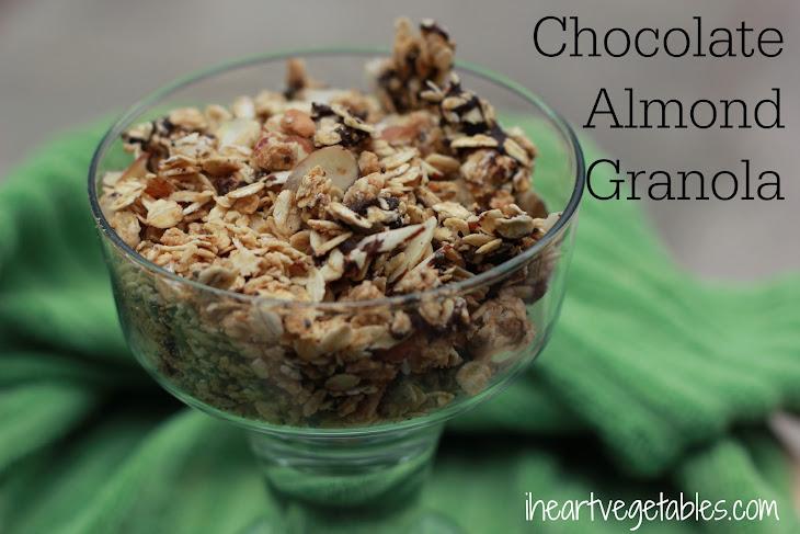 Chocolate Almond Granola Recipe | Yummly