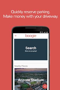 Boogie - On Demand Parking - screenshot