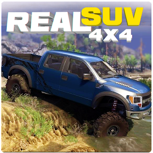REAL SUV 4x4 : OFF-ROAD SIMULATOR For PC