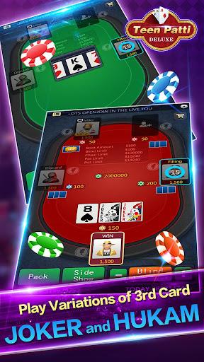 Teen Patti Deluxe - screenshot