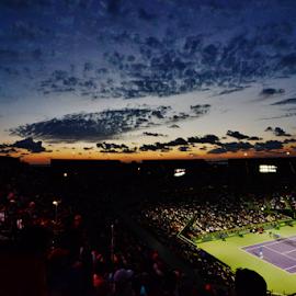 Miami Open - Dojko x Ferrer by Marcello Toldi - Sports & Fitness Tennis
