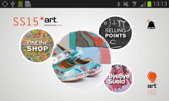 Screenshot of Art Shoes 2.0