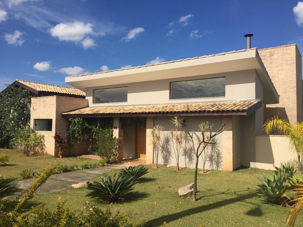Casa com 4 dormitórios à venda, 315 m² por R$ 1.295.000,00 - Condomínio Il Paradiso - Vinhedo/SP