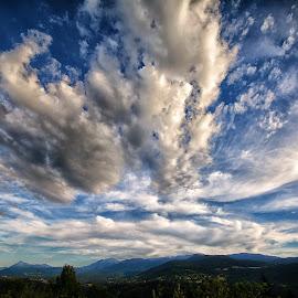 by Manuela Dedić - Landscapes Cloud Formations