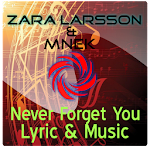 Zara Larsson-Never Forget You APK Image