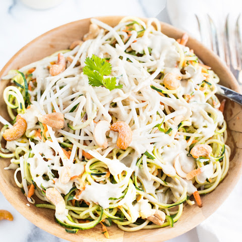 BRAZILIAN FLAIR ZUCHINNI SLAW