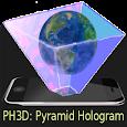 3D Hologram Projector: Pyramidal