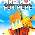 App Pixelmon GO MOD For MCPE APK for Windows Phone