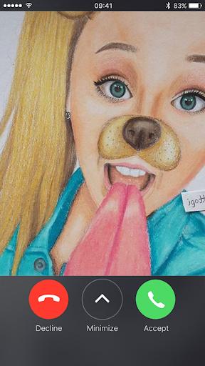 Jojo Siwa real video call For PC