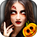 Halloween Foto-Editor - Scary Make-up