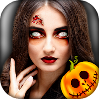 Halloween Photo Editor  Scary Makeup on PC / Windows 7.8.10 & MAC