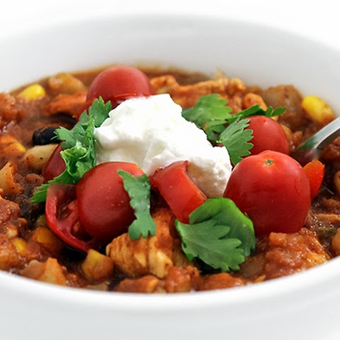 10 Best Healthy Chicken Chili Crock Pot Recipes Yummly