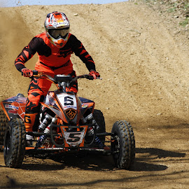 smx quad by Duncan Bryant - Novices Only Sports ( quad, bike, motocross, action,  )