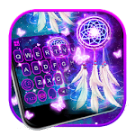 Galaxy Dream Catcher Keyboard Theme Icon