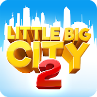 Little Big City 2 For PC (Windows And Mac)