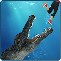 Game Hungry Crocodile Attack APK for Kindle