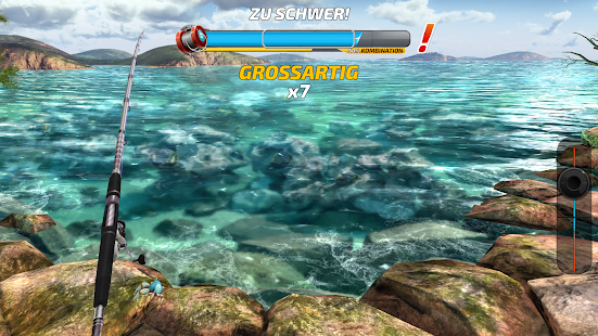 Fishing Clash: Angelsimulator & Angel Spiele 3D Screenshot