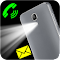 FlashLight on call 1.2 Apk