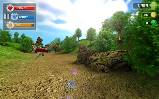 Wings on Fire - Endless Flight screenshot 14