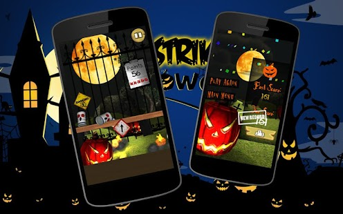 Tin Strike Halloween - screenshot